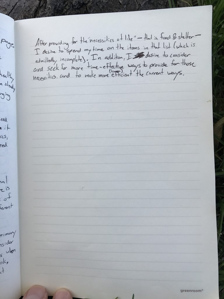 photo of notebook page; contents typed below